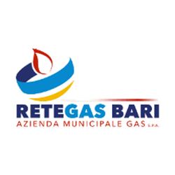Bari Rete Gas Spa logo scontornato PNG Security Architect Client