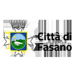 Comune di Fasano logo ufficiale Security Architect Client