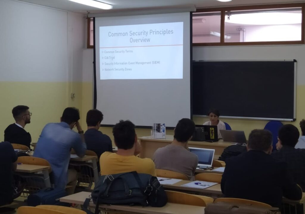 Security for Service Oriented Architecture - Università di Taranto