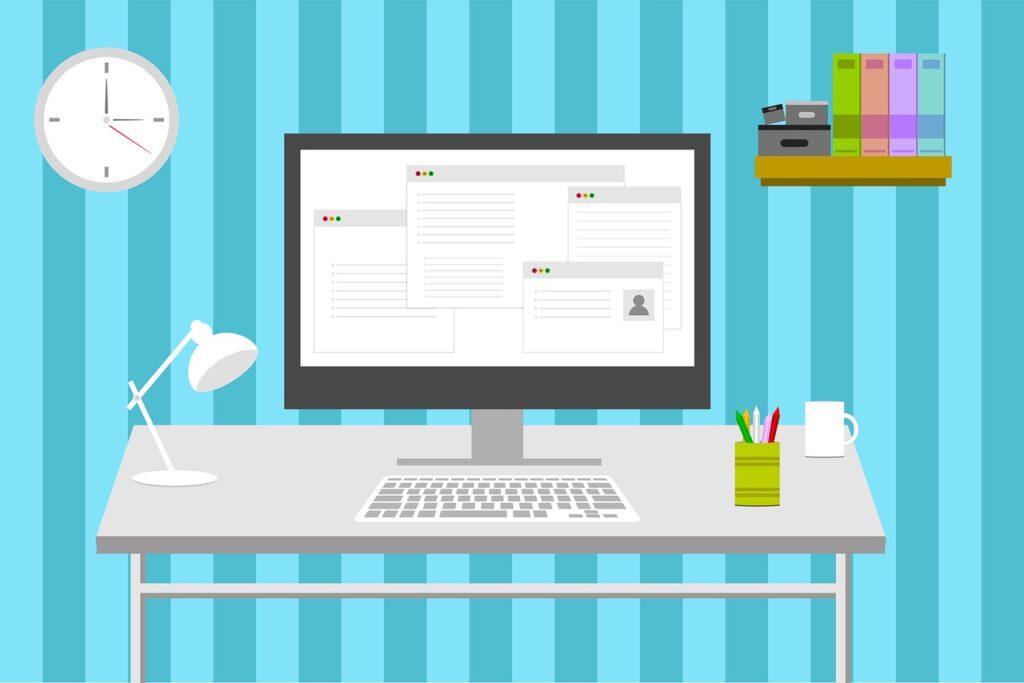 Office_Smart Working grafica Security Architect lavoro agile