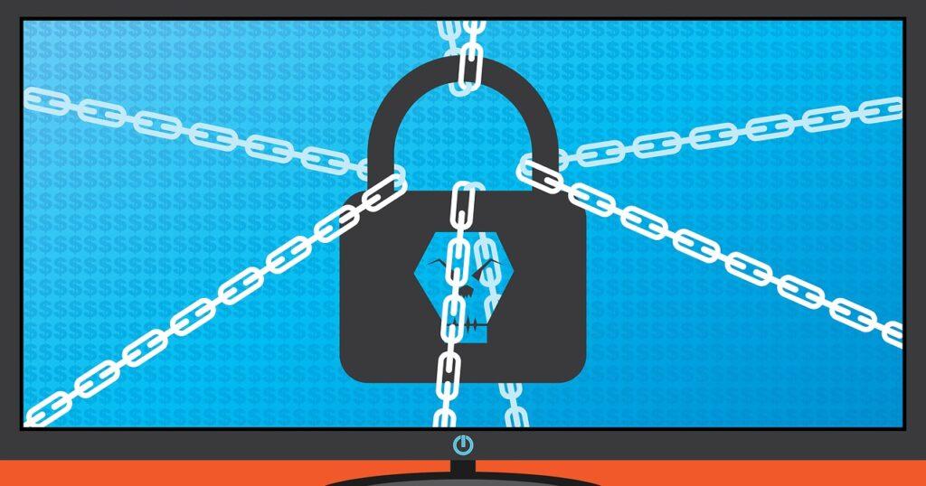 Ransomware +422%, Italia quarta tra i paesi più colpiti